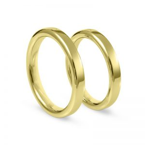 Aros de matrimonio Sencillo